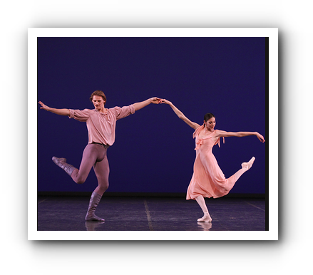 Chopin Dances von Jerome Robbins beim Hamburg Ballett