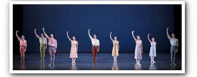 """""""Chopin Dances"""" von Jerome Robbins beim Hamburg Ballett"""
