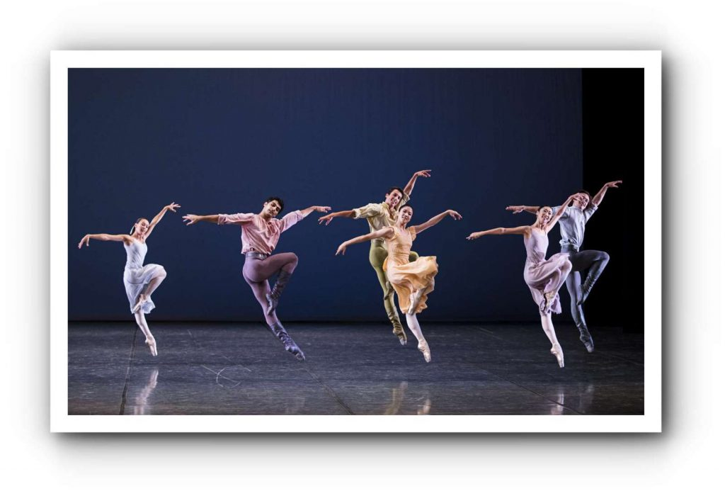 """Chopin Dances"" von Jerome Robbins beim Hamburg Ballett"