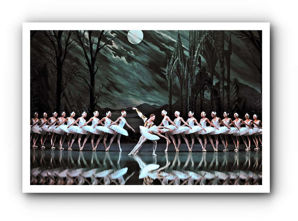 Irina Kolesnikova tanzt in Berlin