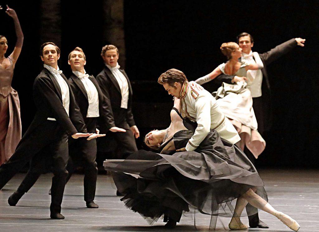 """""""Anna Karenina"""" hat Konjunktur bei Geldgebern im Ballett"""