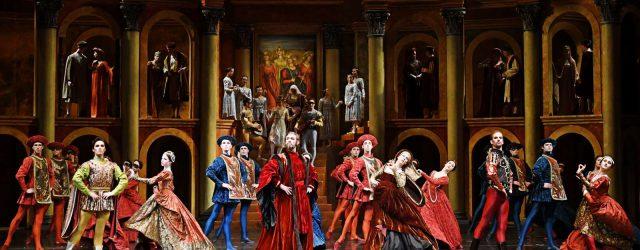 Romeo und Julia ganz britisch in Karlsruhe