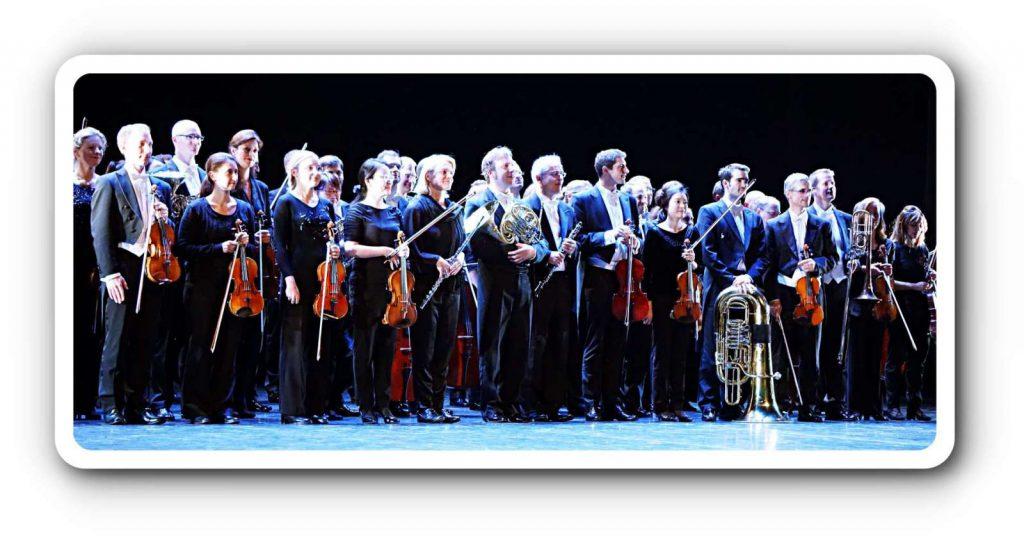 Rachmaninow / Tschaikowsky von Xin Peng Wang reflektiert das Kreieren an sich