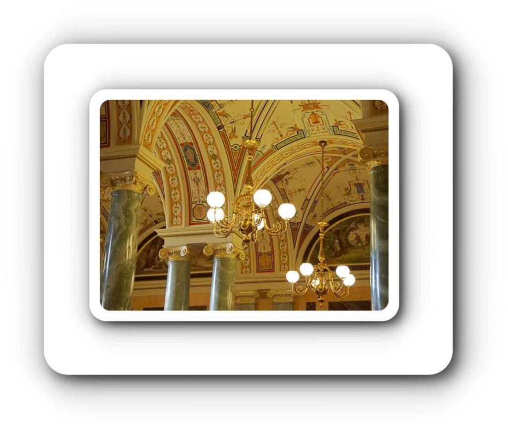Der Nussknacker ist in Dresden immer wieder sehenswert