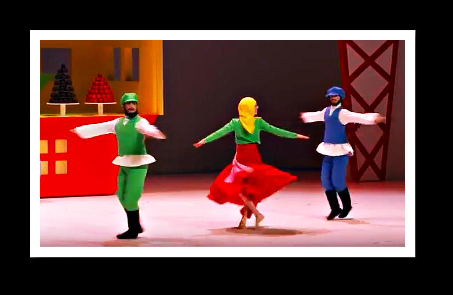 Ballett ist immer Weihnachten wieder ein Thema