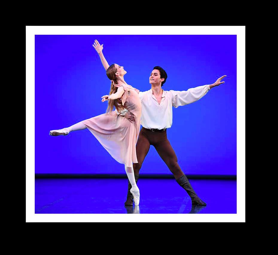 """""""Begegnungen"""" locken zum Stuttgarter Ballett"""