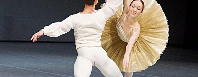 "A star is born: Murilo de Oliveira als ""Nussknacker"" beim Staatsballett Berlin"