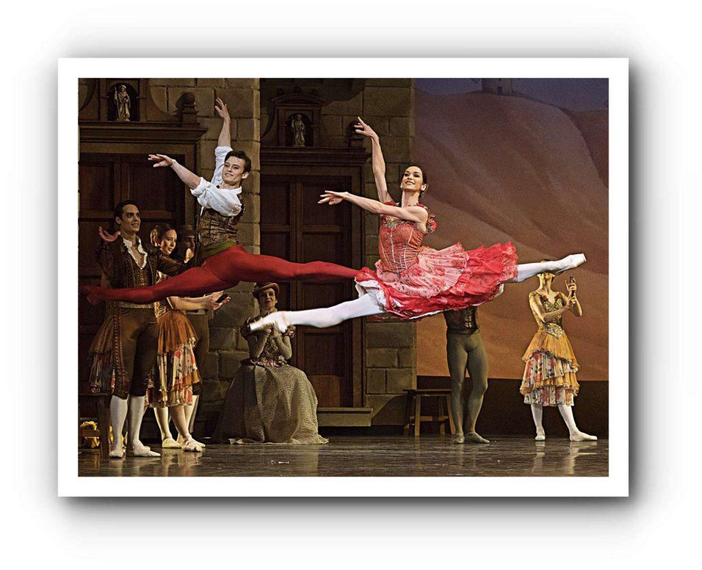 Don Quixote ist ein Publikumsrenner