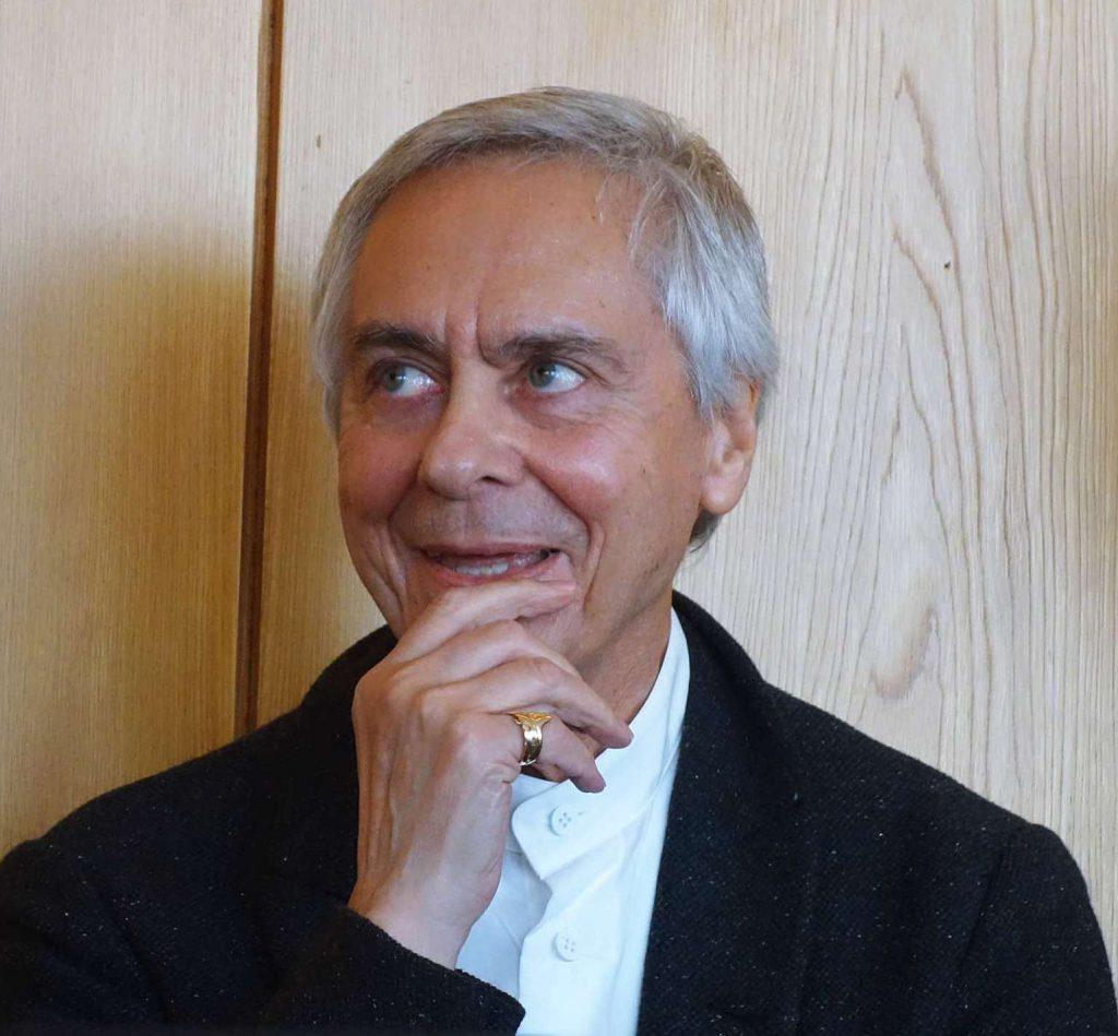 Pressekonferenz bei John Neumeier
