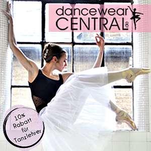 Dancewear Central macht das Einkleiden fürs Ballett leicht