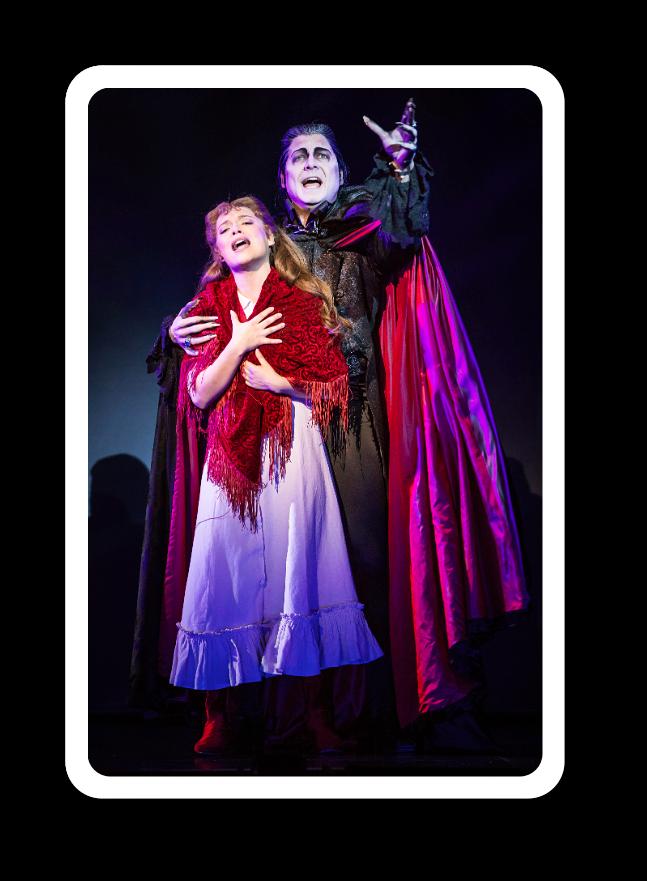 Der Tanz der Vampire lockt nach Köln