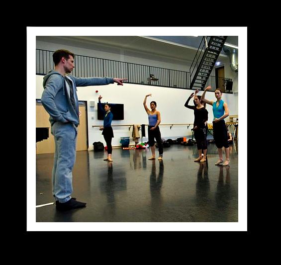 """""""Masse"""" lockt Masse an: Ballett im Fernsehen"""