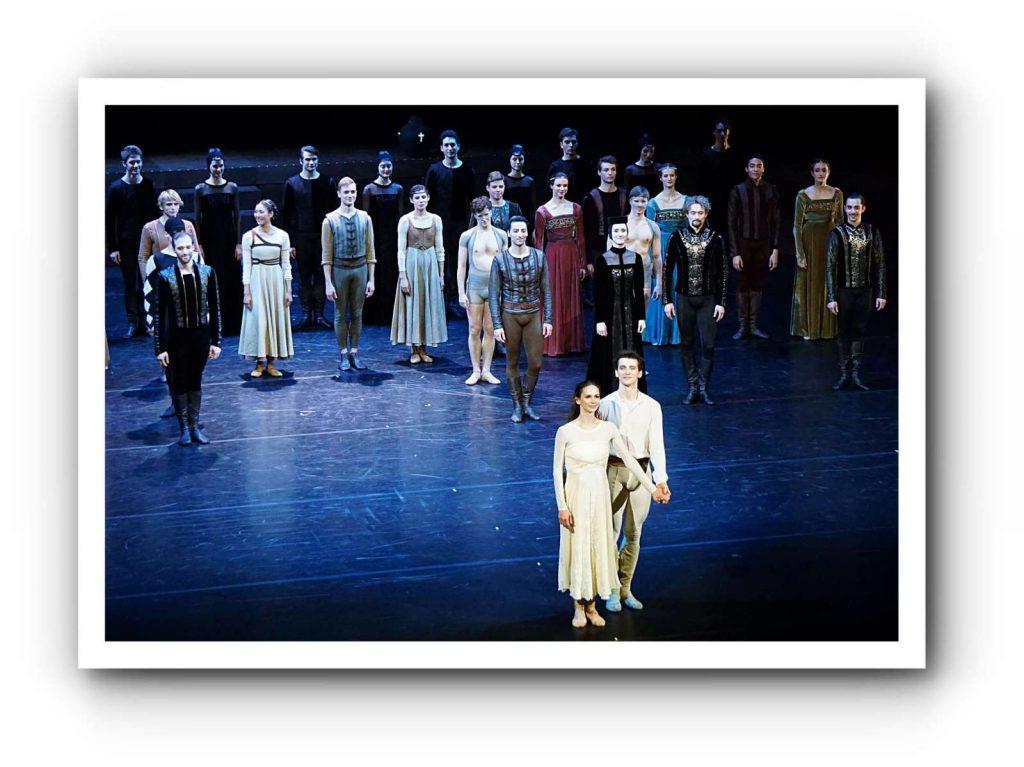 """""""Romeo und Julia"""" von Nacho Duato beim Staatsballett Berlin - mal was anderes"""
