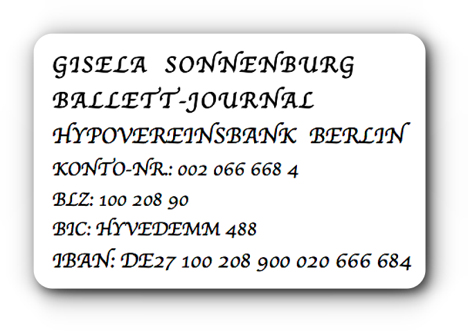 """Giselle"" died the last time with Staatsballett Berlin"