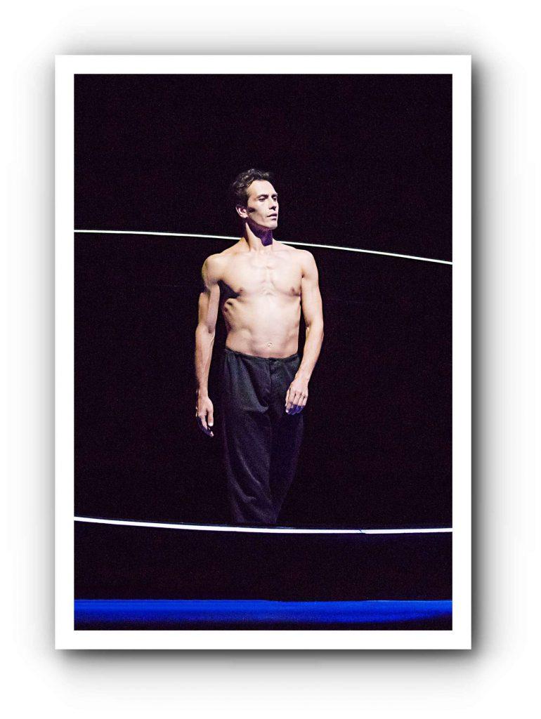 """""""Nijinsky"""" by John Neumeier is now as DVD on the market."""
