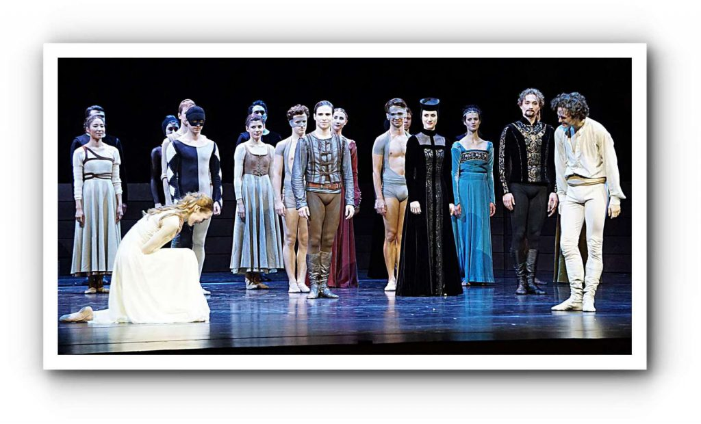 Romeo und Julia in einer Neubesetzung in Berlin