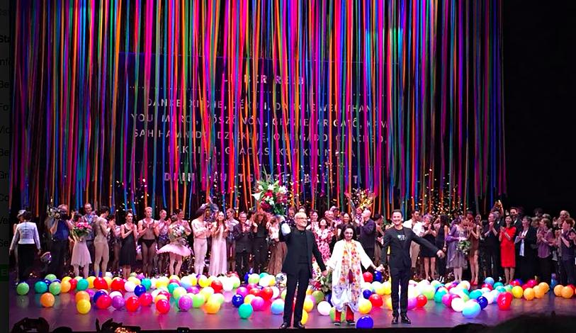 Reid Anderson feierte seinen Abschied als Stuttgarter Ballettchef