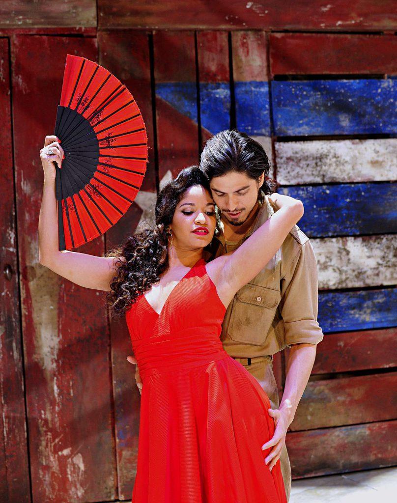 Carmen la Cubana kommt aus Kuba!