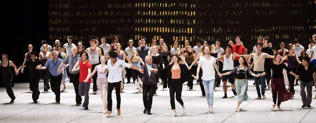 """Die 223. Ballett-Werkstatt war den """"Bernstein Dances"""" gewidmet"""