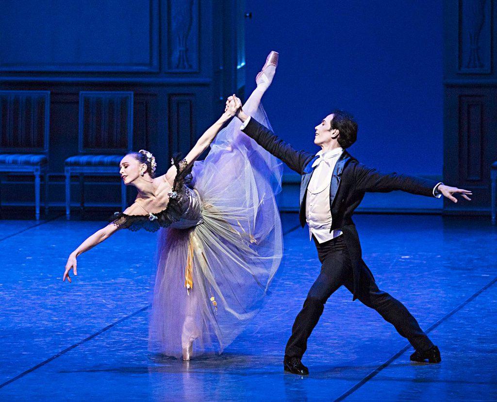 Balanchine und Brahms beim Hamburg Ballett