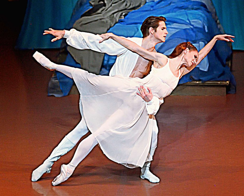 """""""Romeo und Julia"""" von John Cranko ist immer ein Genuss"""
