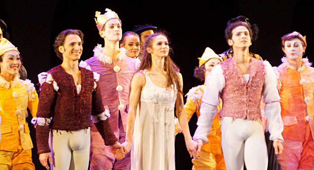 """""""Romeo und Julia"""" von John Cranko gehen immer"""