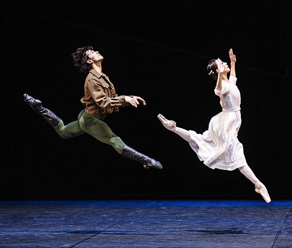 """""""All Our Yesterdays"""" sind pazifistische Ballette"""