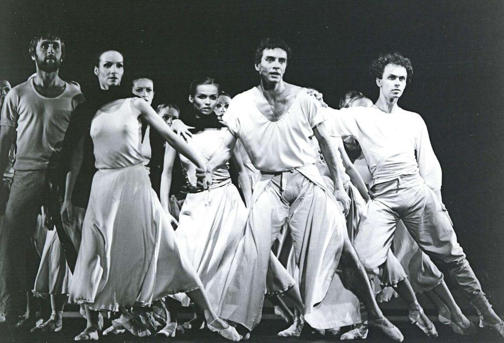 Der ehemalige Dresdner Ballettdirektor Thomas Hartmann starb