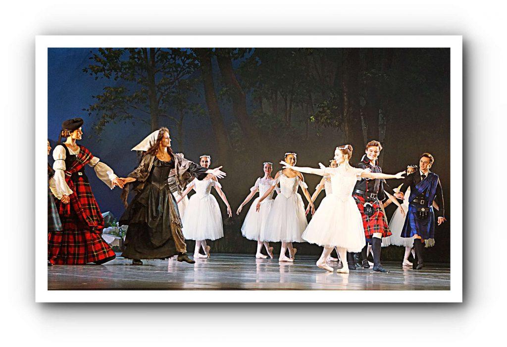"""La Sylphide"" vom Staatsballett Berlin premierte in der Deutschen Oper Berlin"