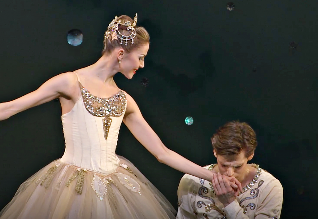 """Jewels"" zur Ballettfestwoche 2019"