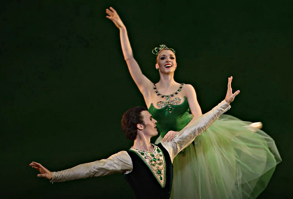 """Jewels"" bei der Ballettfestwoche 2019"