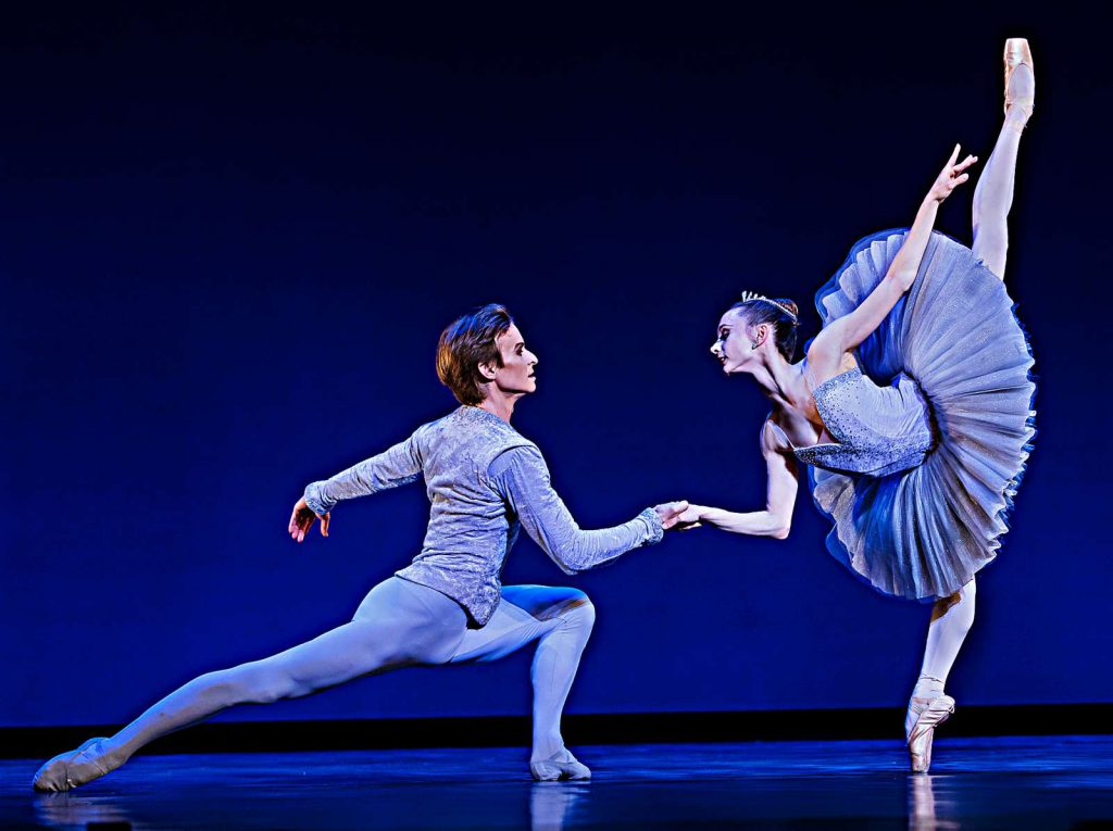 """Balanchine/Forsythe/Siegal"""