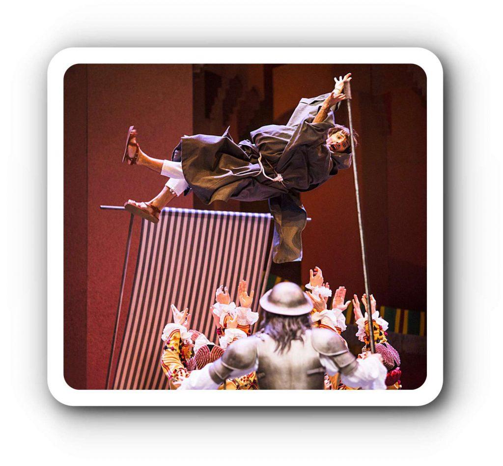 """Fetzig: """"Don Quixote"""" beim Hamburg Ballett"""