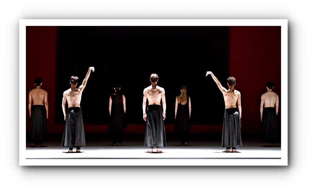 Verkaufsneppes beim Stuttgarter Ballett
