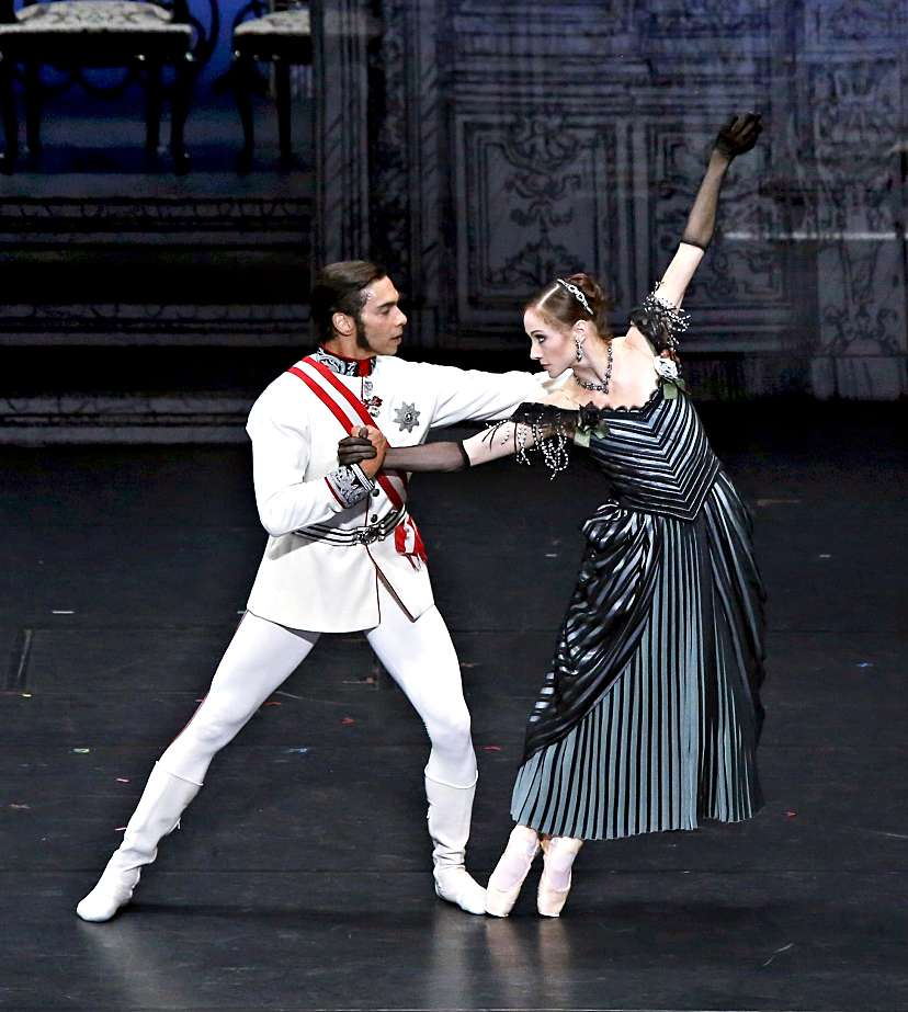 """Mayerling"" mit Jason Reilly"
