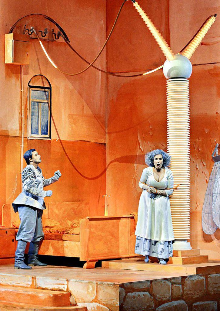 Aufregung und Anregung in Bayreuth 2019