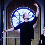 Andrey Klemm zeigt Spitzentanz - toe-dance