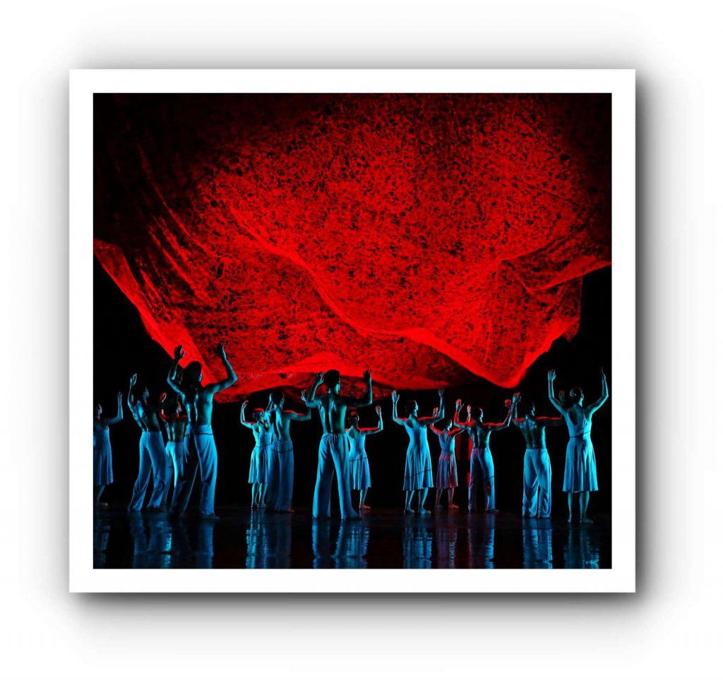 Ballett für die unbewachte Seele