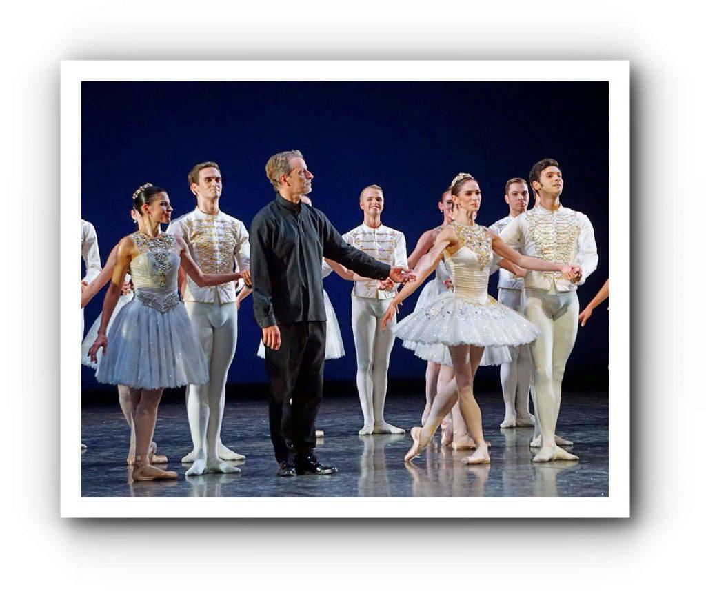 """""""Jewels"""" von George Balanchine - immer begeisternd"""