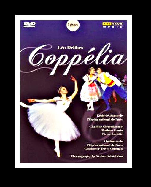 """""""Coppélia"""" im Original in Wien - und verhunzt in München"""