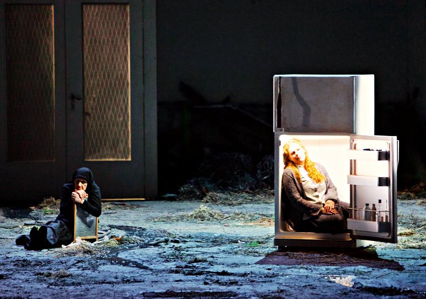 """""""Katja Kabanowa"""" ist topaktuell in der Regie von Andrea Breth"""