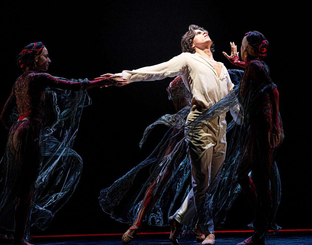 """""""Die göttliche Komödie II: Purgatorio"""" von Xin Peng Wang wurde beim Ballett Dortmund uraufgeführt"""
