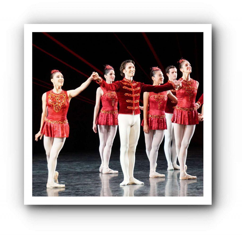 """""""Jewels"""" von George Balanchine - immer wieder gut"""