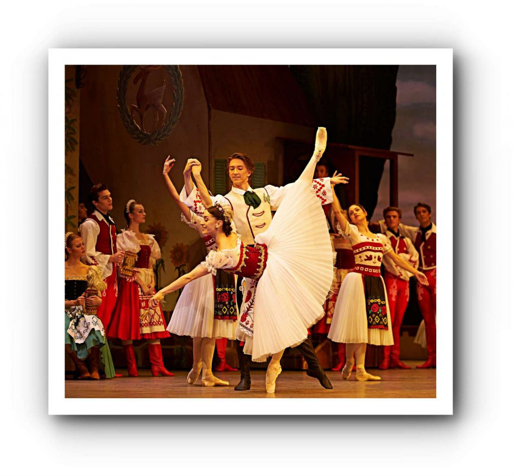 "Marianela Nunez tanzt ""Coppélia"""