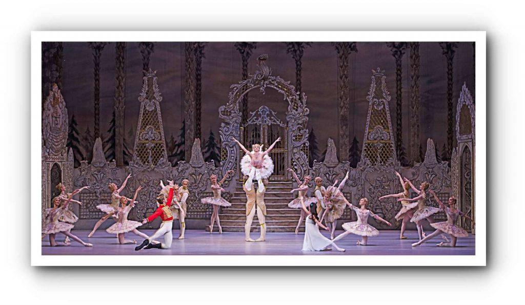 """""""Der Nussknacker"""" von Peter Wright beim Londoner Royal Ballet"""