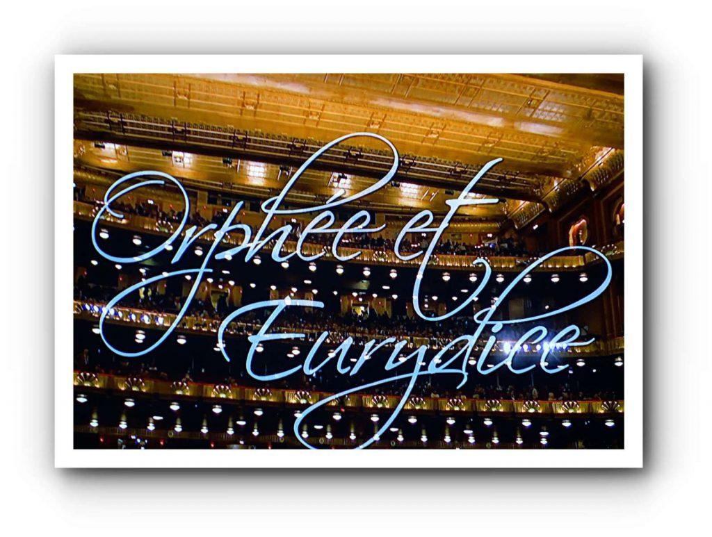 """""""Orphée et Eurydice"""" von John Neumeier als DVD"""