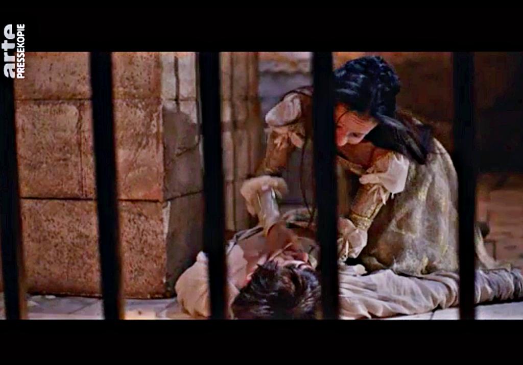 """""""Romeo & Juliet"""" von Kenneth MacMillan, im Film verhunzt"""