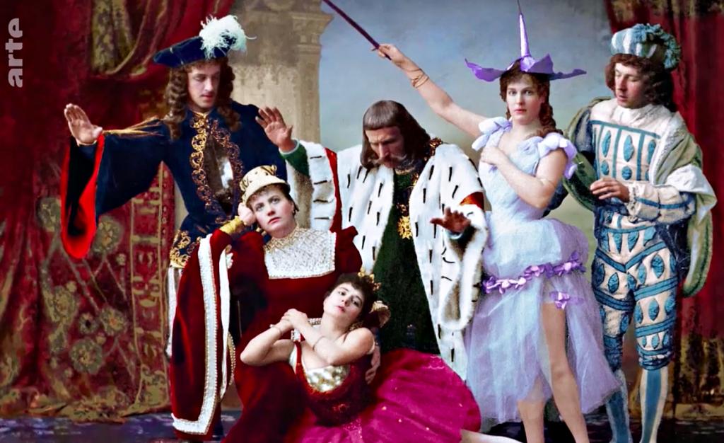 Marius Petipa und das Ballett