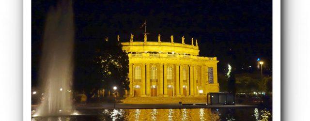 Stuttgart ist eine Reise wert