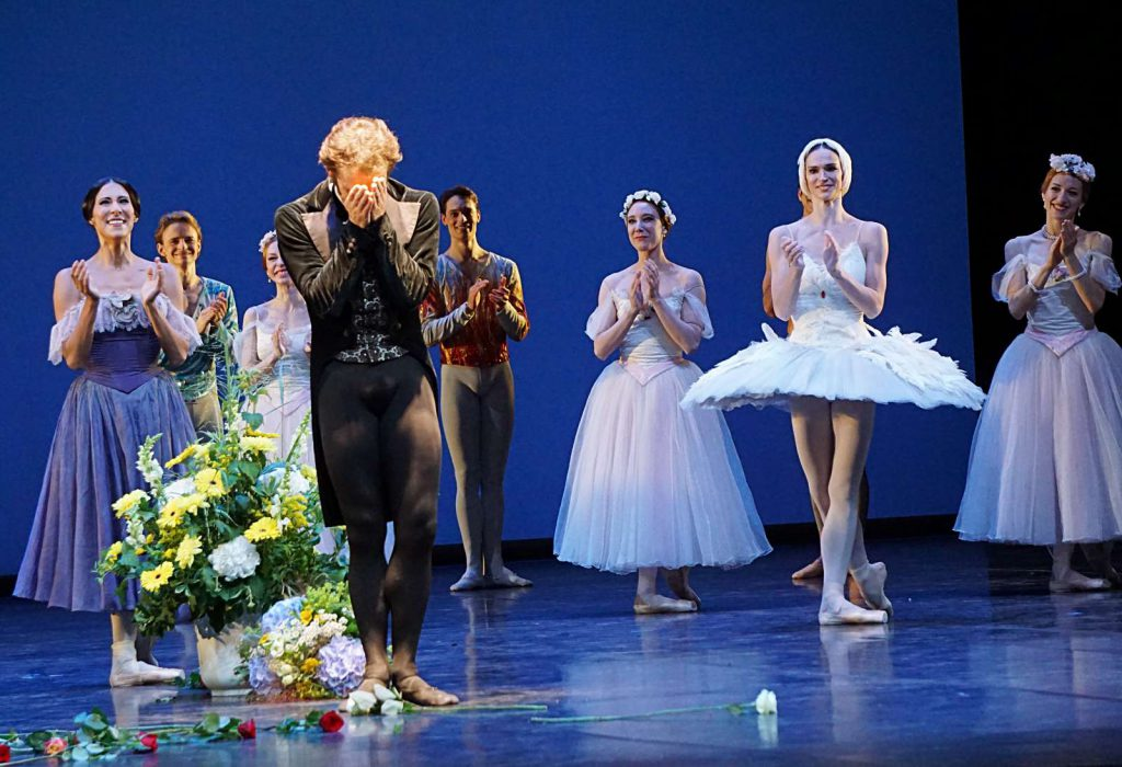 Abschieds-Gala für Mikhail Kaniskin